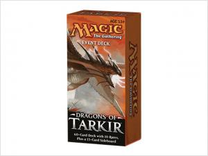 Magic The Gathering: Dragons of Tarkir  - Landslide Charge Event Deck