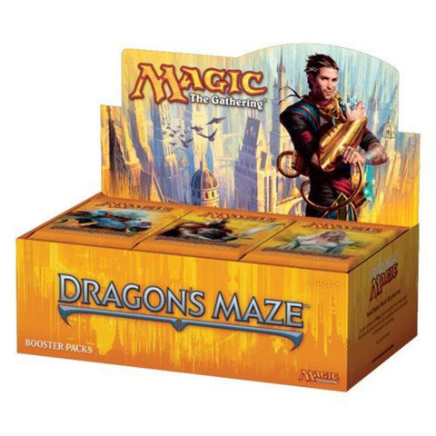 Magic The Gathering: Dragons Maze - Booster Pack (15 Cards)