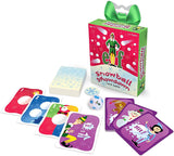 Elf Snowball Showdown Card Game