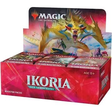 Magic The Gathering: Ikoria - Booster Pack (15 Cards)