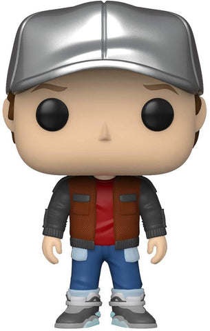 Funko Pop! Back to The Future - Marty in Future Outfit