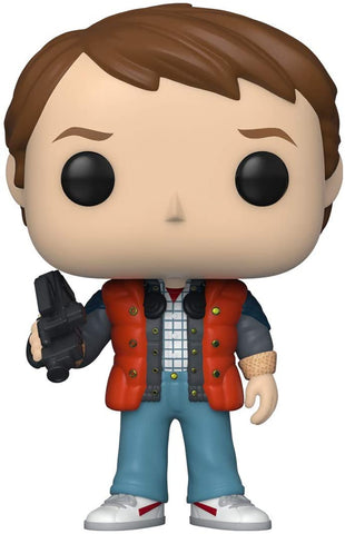 Funko Pop! Back to The Future - Marty in Puffy Vest