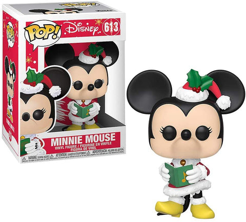 Funko Pop! Holiday Minnie Mouse