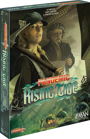 Pandemic: Rising Tide (stand alone)