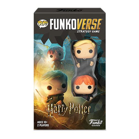 Harry Potter Pop! Funkoverse Strategy Game Expandalone