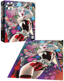 "Harley Quinn ""Die Laughing"" 1000 Piece Puzzle"