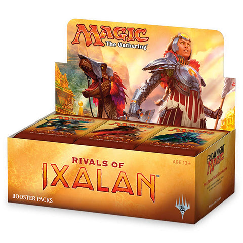 Magic The Gathering: Rivals of Ixalan - Booster Pack (15 Cards)