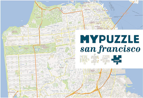 MYPUZZLE: San Francisco