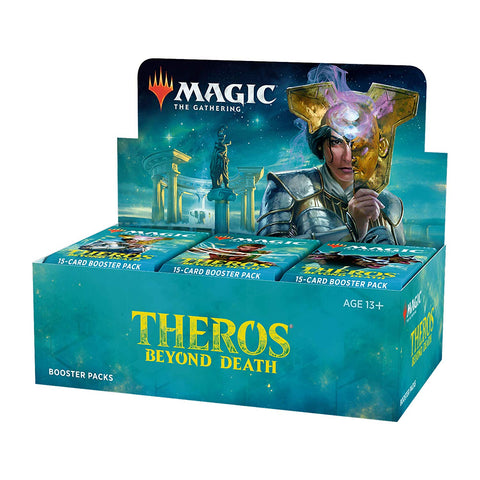 Magic The Gathering: Theros Beyond Death - Booster Pack (15 Cards)