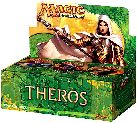 Magic The Gathering: Theros - Booster Pack (15 Cards)