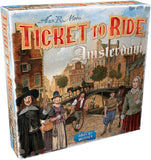 Ticket to Ride Amsterdam