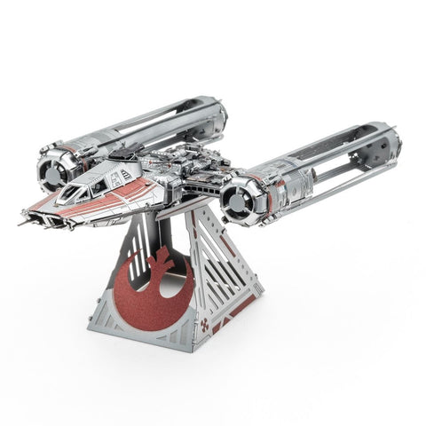 Metal Earth Star Wars Zoeii's Y-Wing Fighter