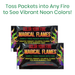 Magical Flames™ | Creates Vibrant, Rainbow Colored Flames - Evergreen Products & Research