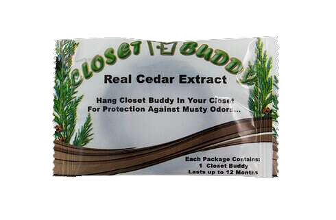Closet Buddy - Evergreen Products & Research