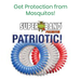 Insect Repelling Superband PREMIUM | Patriotic - Evergreen Products & Research