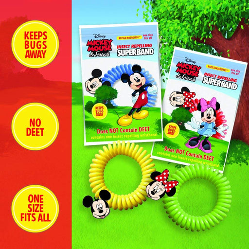 Insect Repelling Superband | DISNEY - Evergreen Products & Research