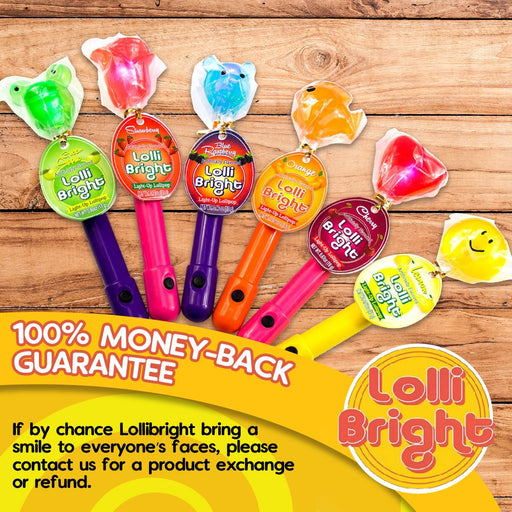 Lolli Bright - Evergreen Products & Research