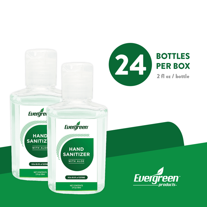 Advanced Hand Sanitizer | EVERGREEN - Evergreen Products & Research