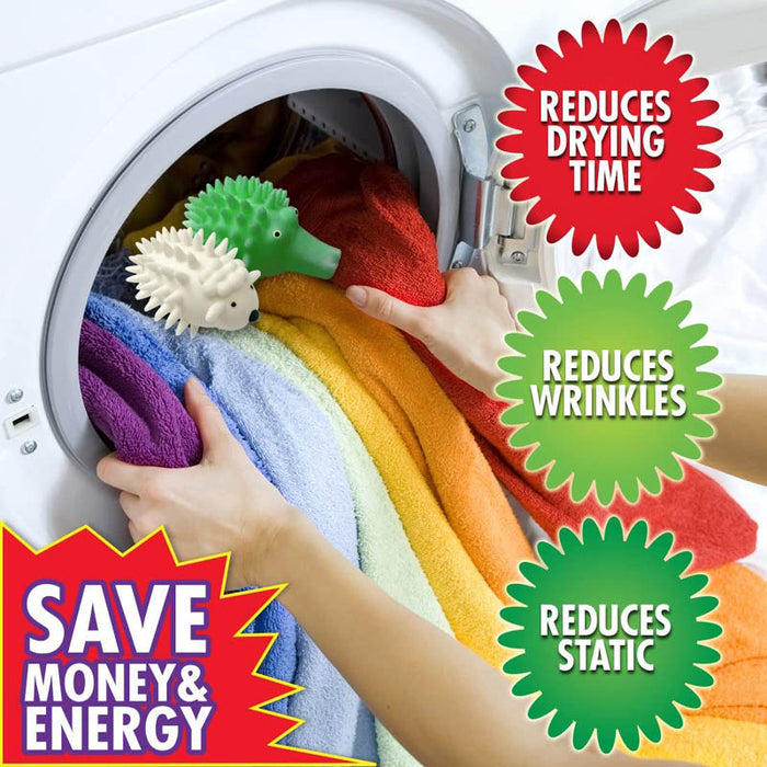 Dryer Pals - Reusable Fabric Softener Dryer Balls