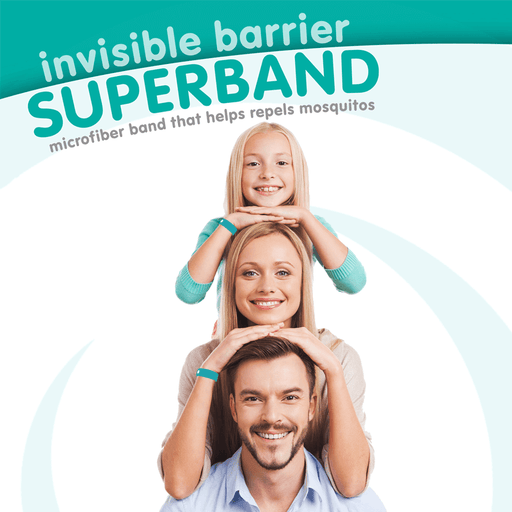 Mosquito Invisible Barrier Superband - Evergreen Products & Research
