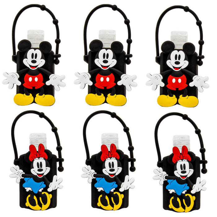 DISNEY Portable Hand Sanitizer with Holder - Evergreen Products & Research