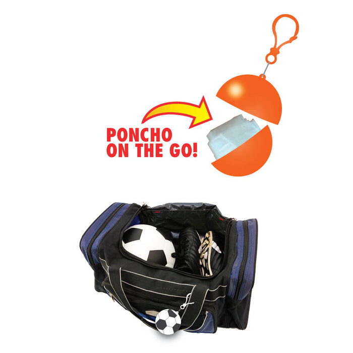 Poncho TO-GO - Evergreen Products & Research