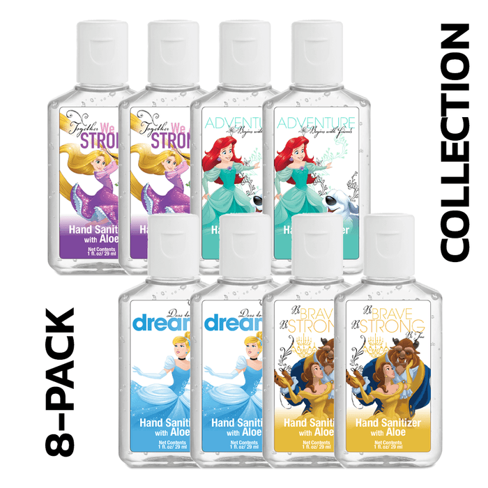 Disney Princess Hand Sanitizer - Evergreen Products & Research
