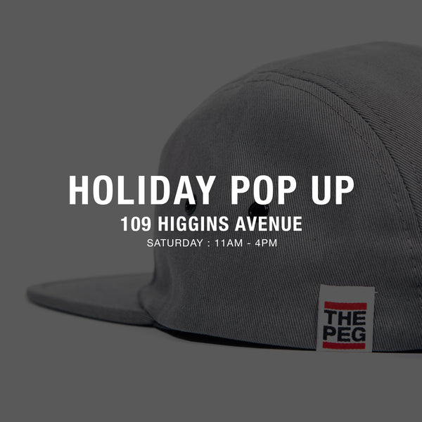 Holiday Pop Up Shop