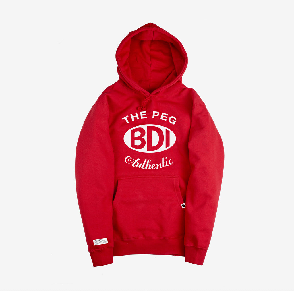 The Peg Authentic x BDI