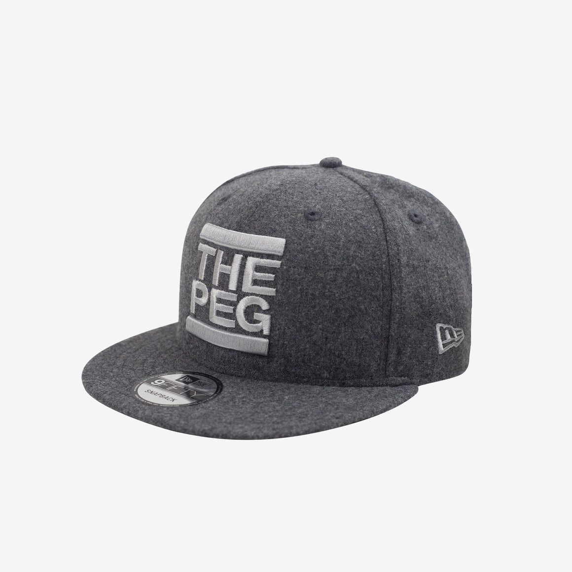 New Era 9FIFTY Classic Snapback (Melton Grey)