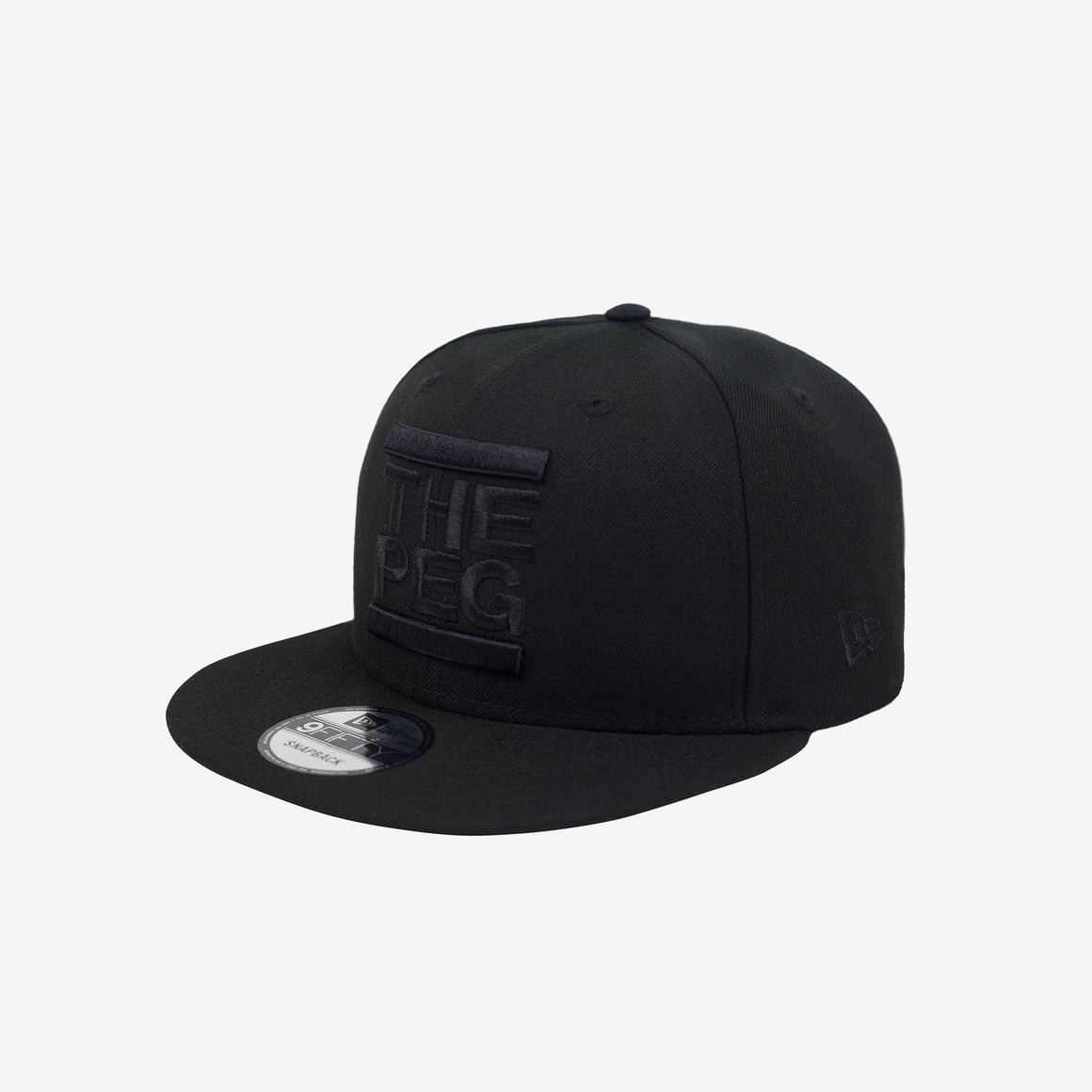 New Era 9FIFTY Classic Snapback (Monochromatic Black)