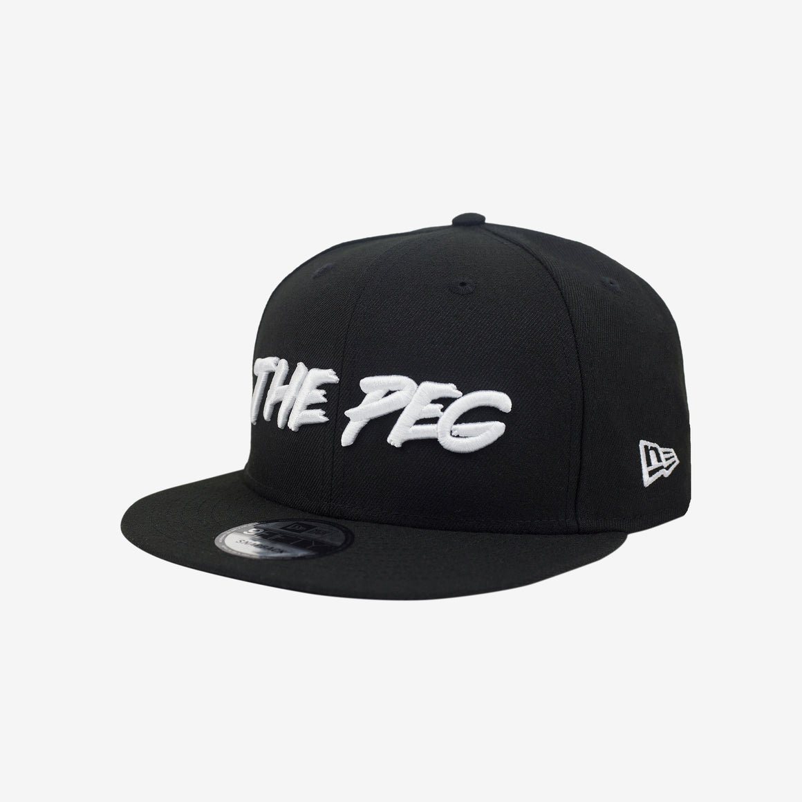 New Era 9FIFTY Classic Snapback (Paintbrush Black)