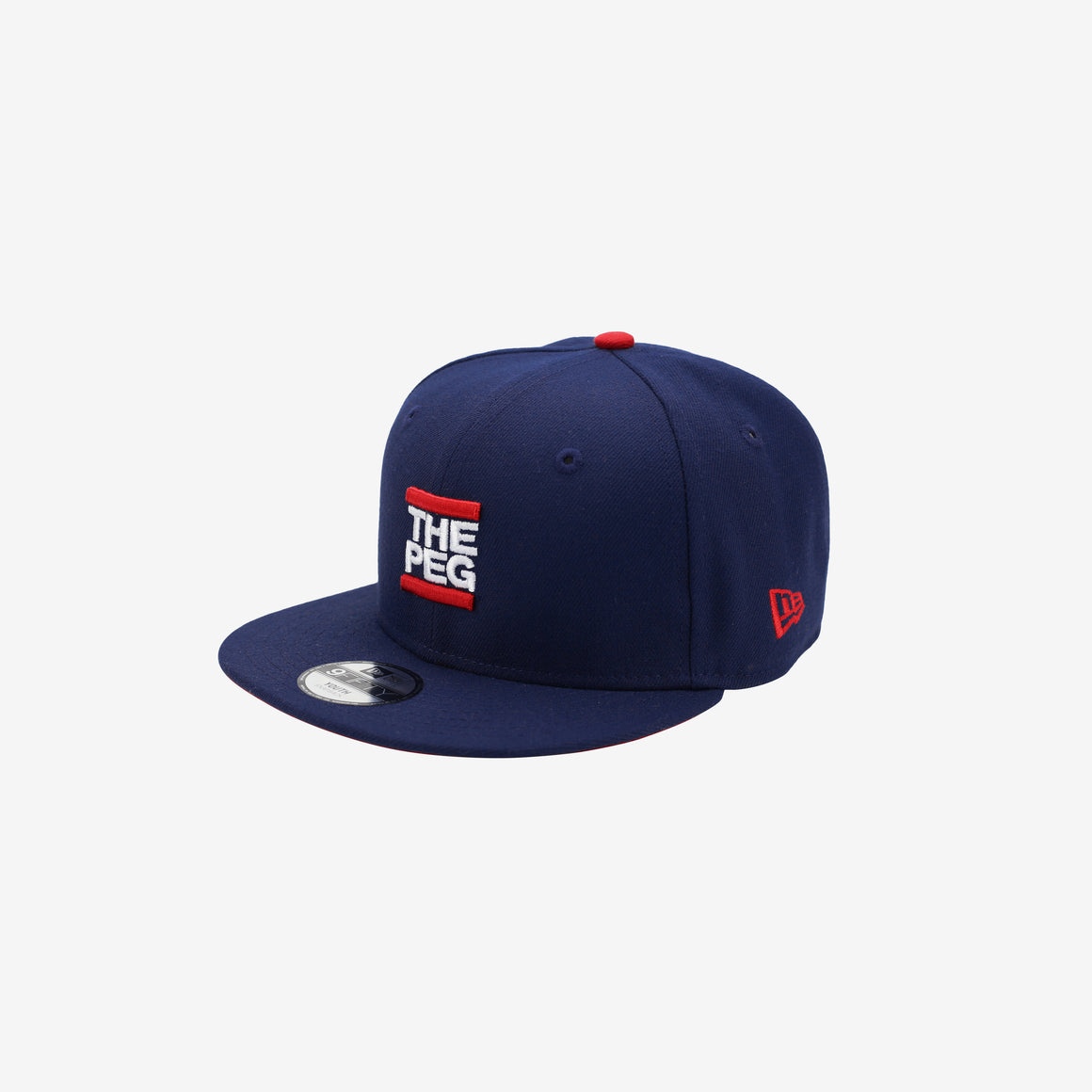 New Era Youth 9FIFTY (Navy, Scarlet)