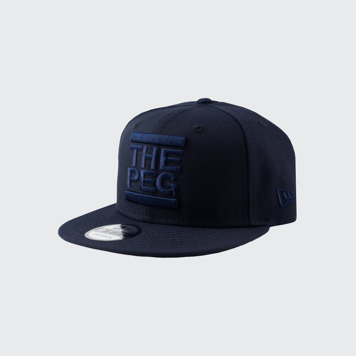 New Era 9FIFTY Classic Snapback (Monochromatic Navy)