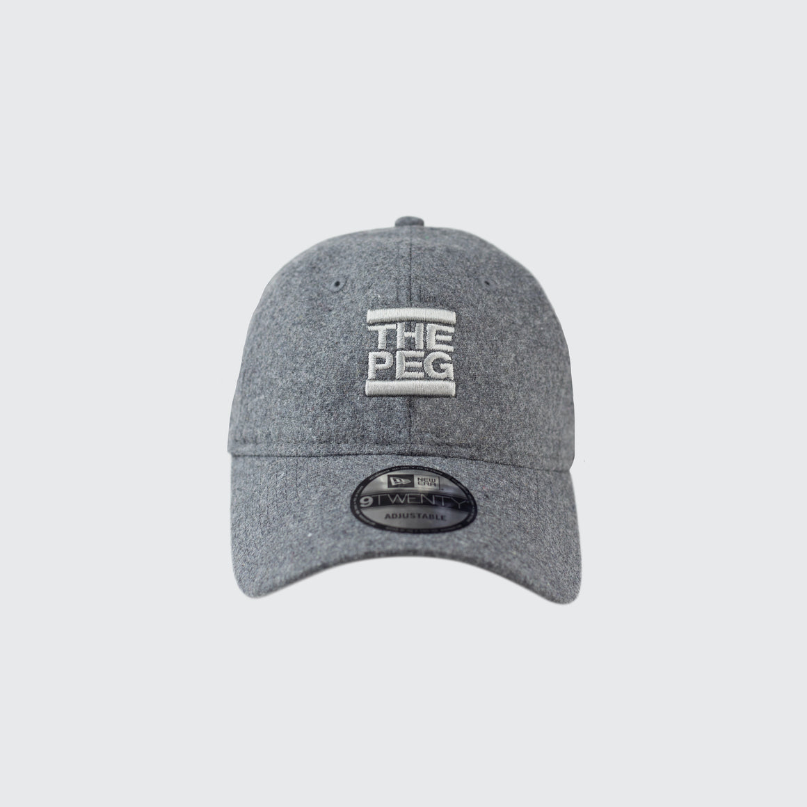 New Era 9TWENTY Adjustable (Melton Grey)