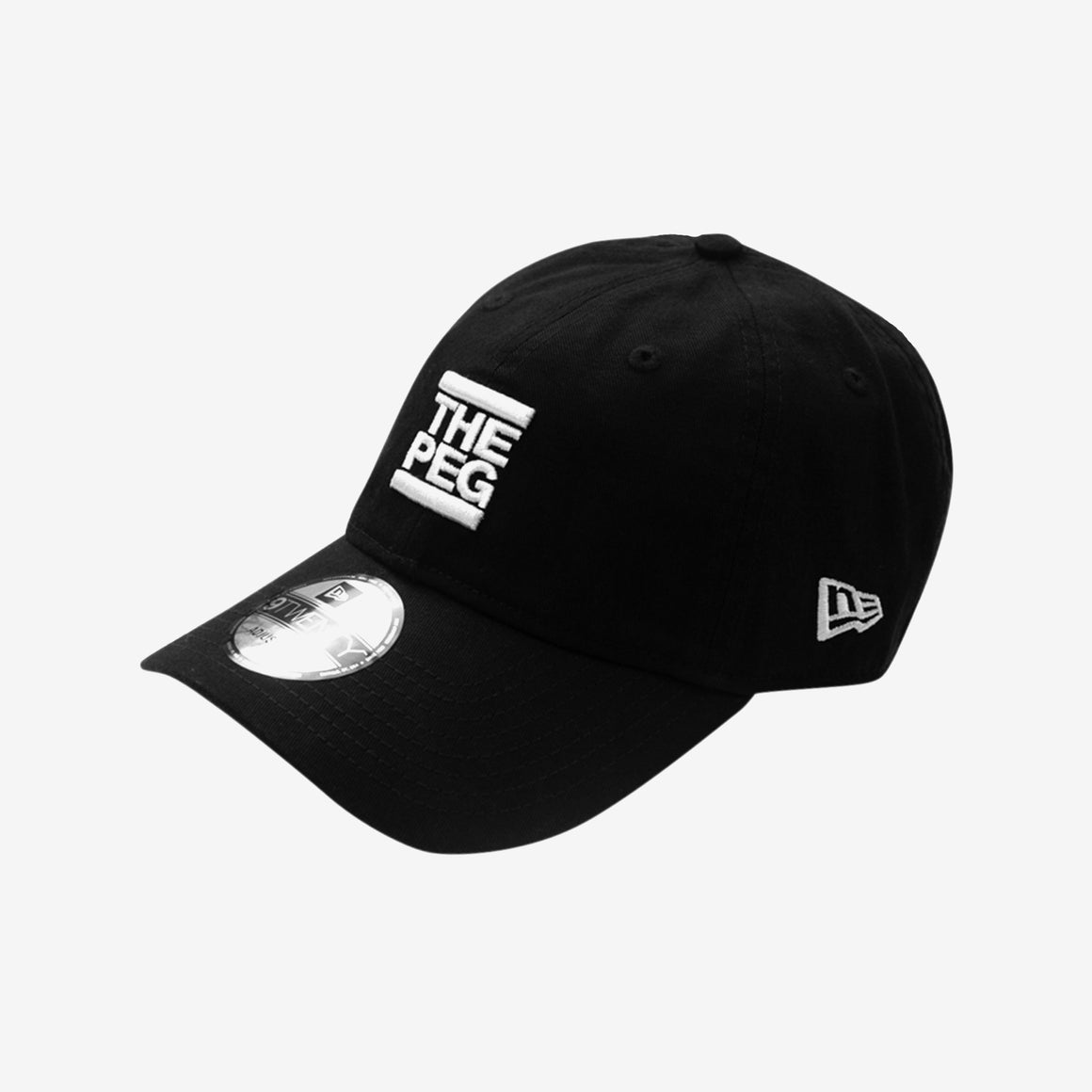 New Era 9TWENTY Adjustable (Black)