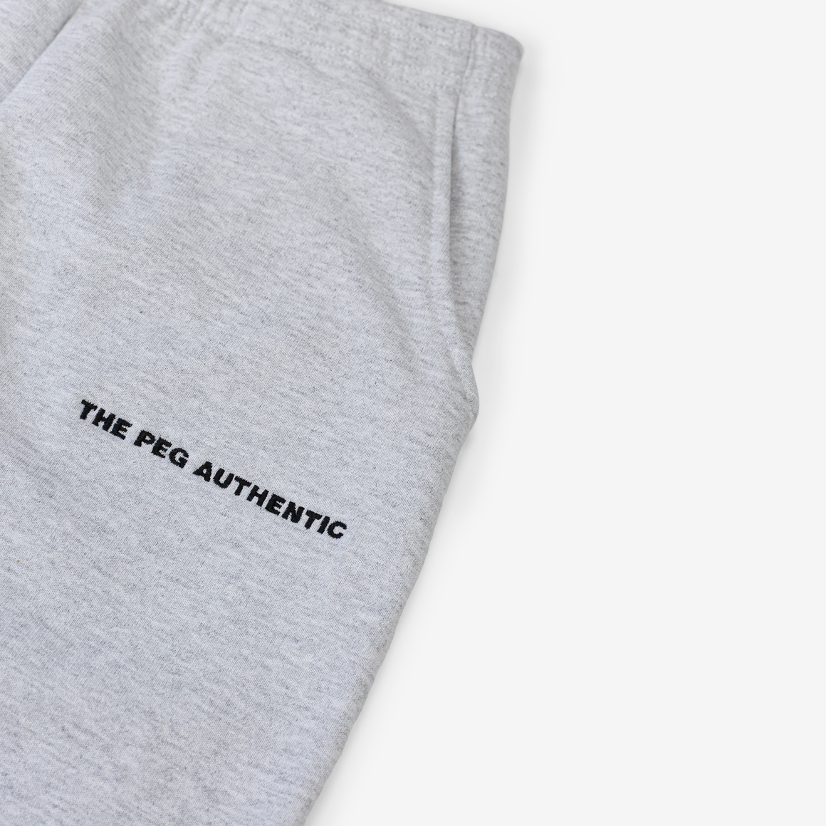 Heavy Weight 14oz Premium Classic Sweatpant (Light Heather Grey)