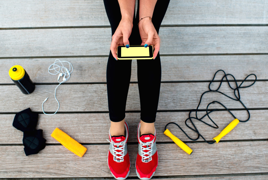 10 Apps to Motivate you to Exercise