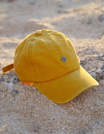 Pineapple Dad Hat - Honey