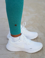 Urban Seamless Leggings - Ocean Teal