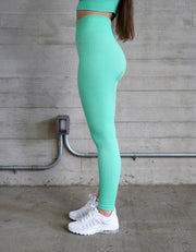 Urban Seamless Leggings - Tropic