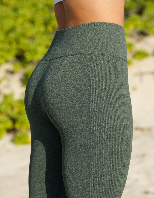 Urban Seamless Leggings - Sage