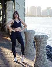 Essential Leggings - Midnight Navy