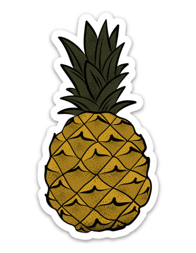 Honey Pineapple Sticker