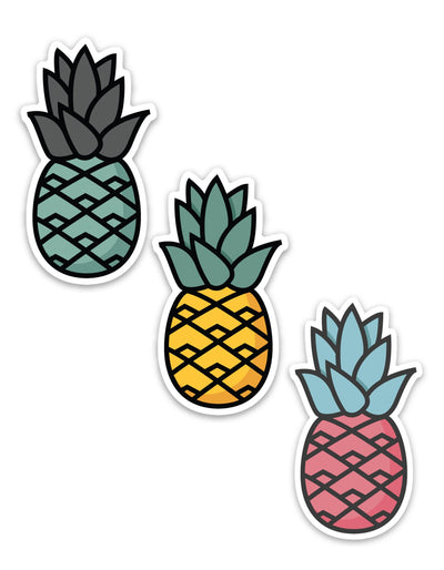 Pineapple Sticker Pack