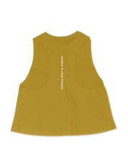 Pineapple Logo - Honey Crop Tank