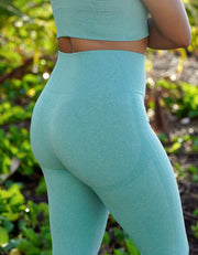 Resilient Seamless Leggings - Sage