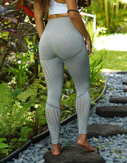 Allure Seamless Leggings - Slate