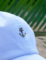 Anchors Away Dad Hat