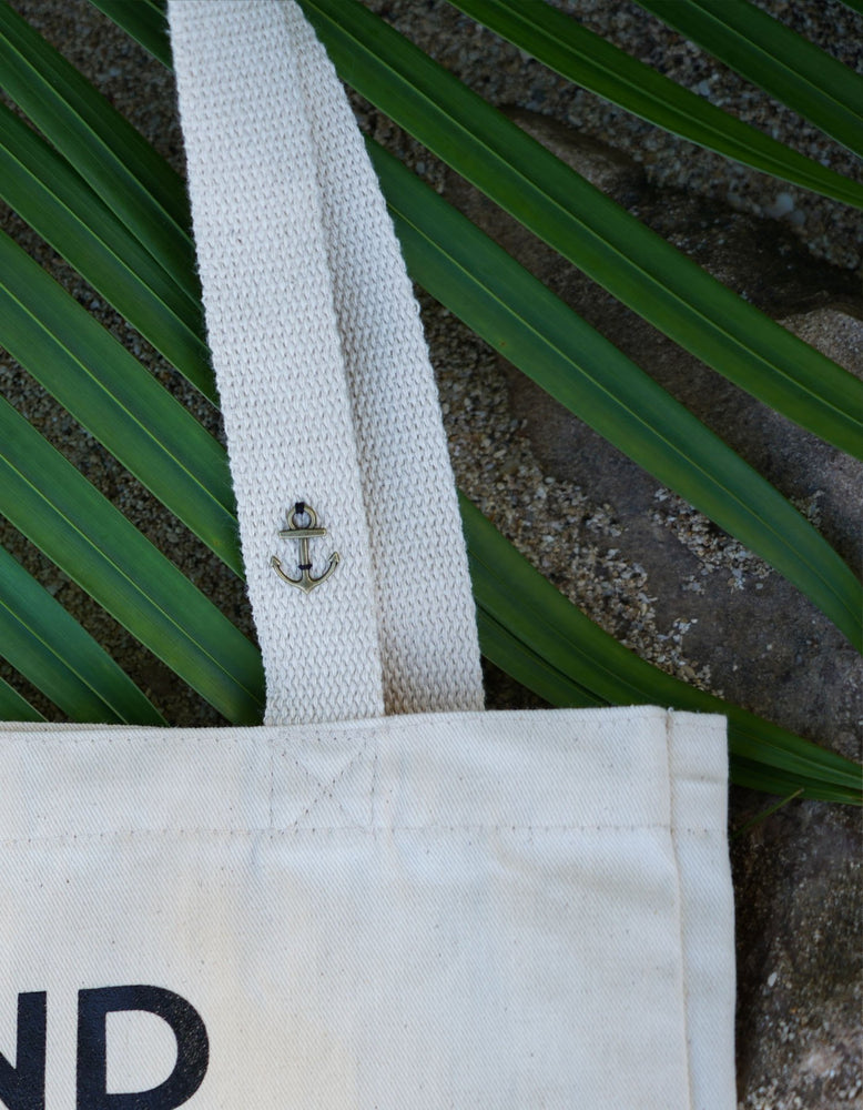 Anchors Away Mini Tote Bag